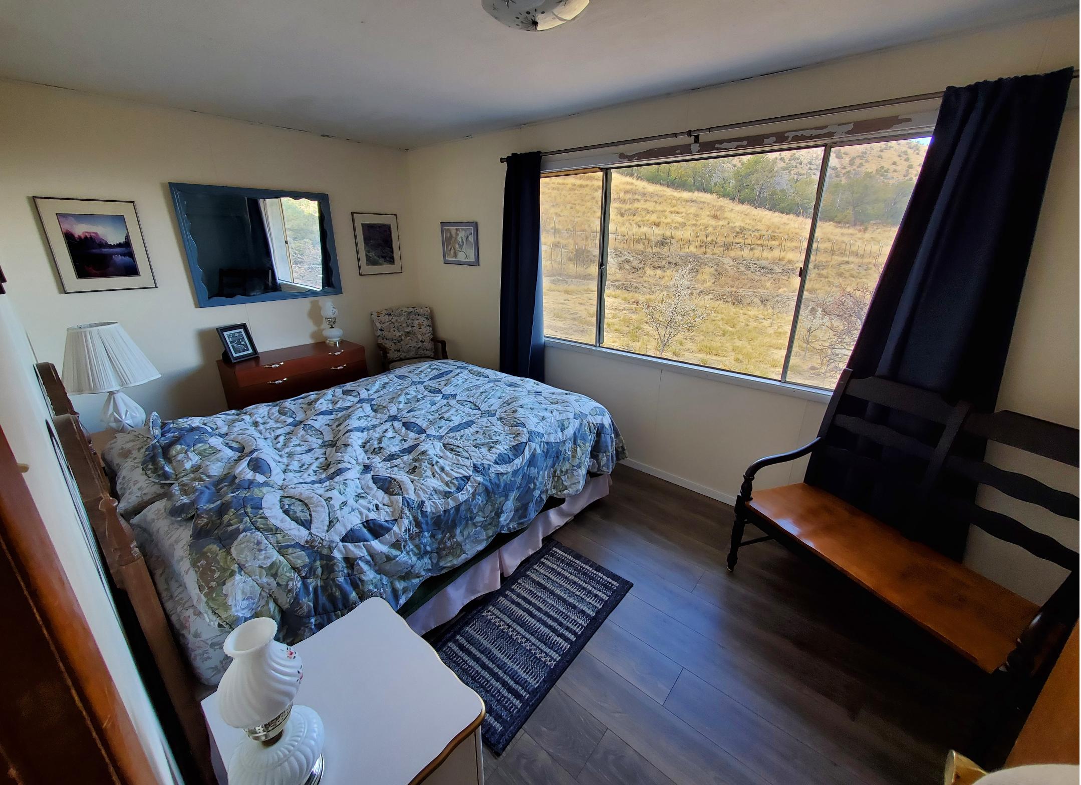 cabin b new bedroom